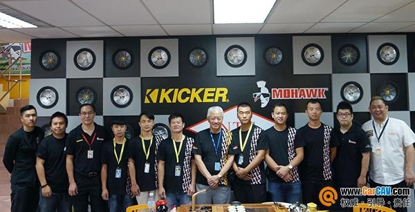 协力店家提升技术 马来西亚第二届NTTC培训成功举