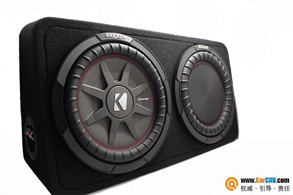 好看的低音千篇一律,有趣的KICKER原装箱低音万里挑一