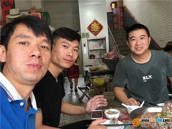 深入终端门店 CarCAV总裁阿锦进行走访山东省枣庄