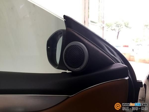 赣州新感觉大众CC汽车音响改装丹拿 绝妙的工艺