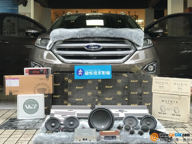 广州卖音乐福特锐界钱柜娱乐777官网登录改装布莱克斯 非凡体验