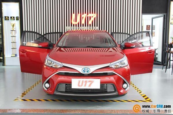 原车1:1量身定制 丰田雷凌升级欧龙专车专用音响系