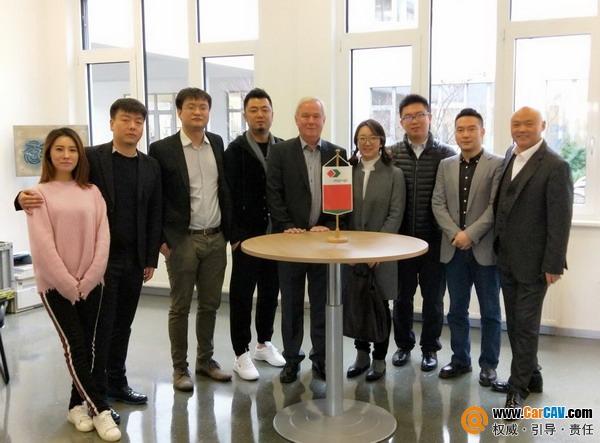 2018广州国际汽车改装展:德国激情之旅 · 正式启动!