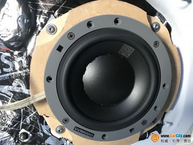 南京音乐人生新濠天地网上娱乐官网A3汽车音响改装丹拿 环绕耳畔