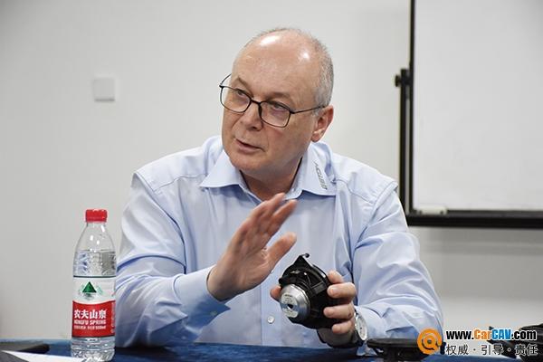 联手美托声频谋大局 专访德国ETON伊顿总裁Reiner