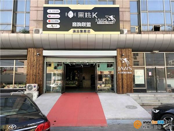 天津黑桃k音响滨海旗舰店