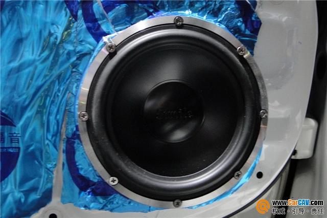 常州车乐汇本田CR-V汽车音响改装诗蔓 原声鉴赏