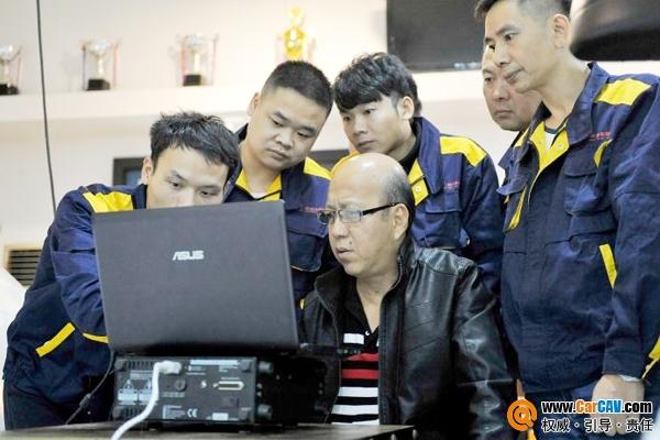 江波联盟号召门店走出舒适圈 技术和营销管理要双