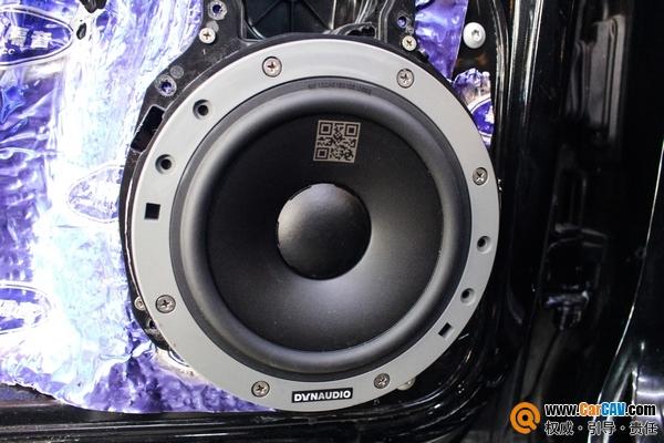 上海澳达龙大众迈腾汽车音响改装丹拿232 蜜月首选