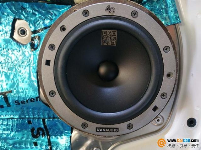 云浮雷霆奔驰ML320汽车音响改装丹拿 音乐的震撼