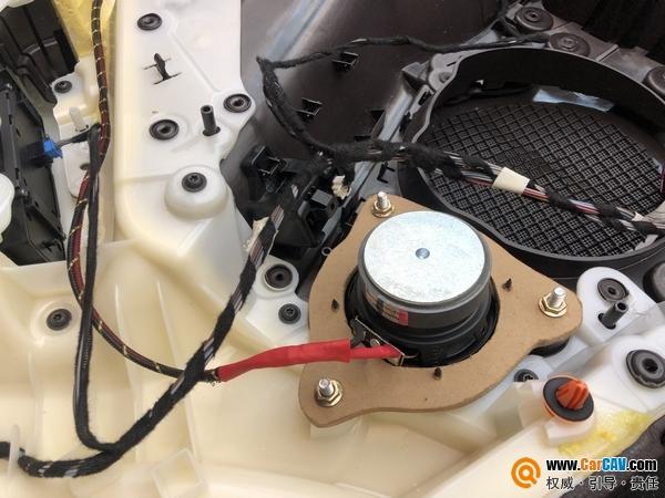 金华原音坊奔驰GLE汽车音响改装创世纪G65.3 灵敏