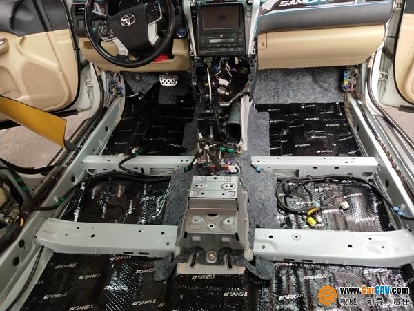 深度解密:底盘装甲VS底盘隔音,到底哪个好?