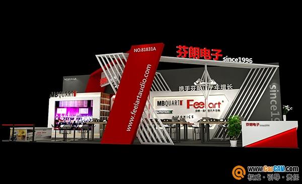 芬朗电子将盛装亮相2019深圳AAITF汽车改装展览会
