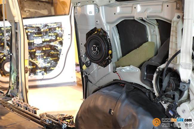 汕头悦心丰田普瑞维亚汽车音响改装艾索特 倾听岁月的声音
