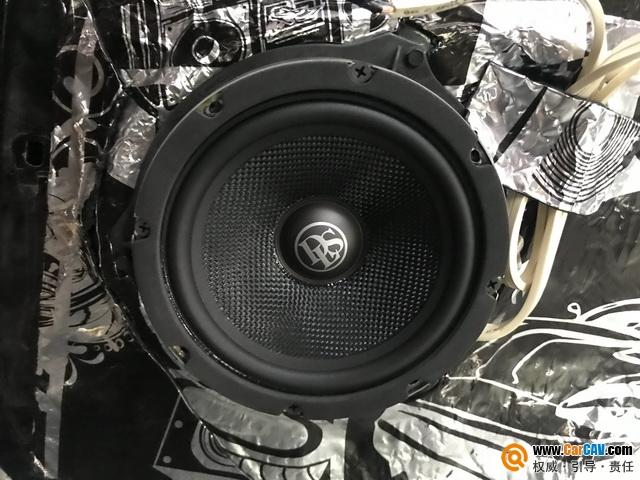 南京音乐人生福特蒙迪欧汽车音响改装丹拿 如临现