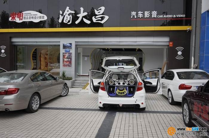 重慶渝大昌奔馳V250改裝安博士環保隔音 靜享舒適車生活