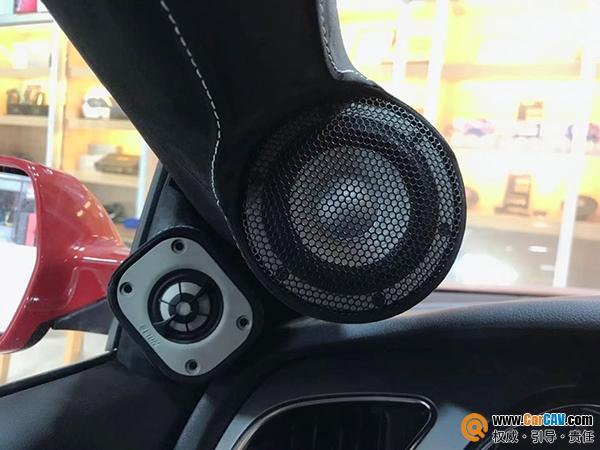 常州车改坊美高梅在线娱乐官网A5汽车音响改装伊顿 真正的发烧体验