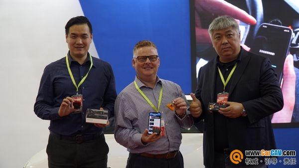 3分钟手机激活宝马原厂协议胎压 保富电子HUF TPMS专用APP发布