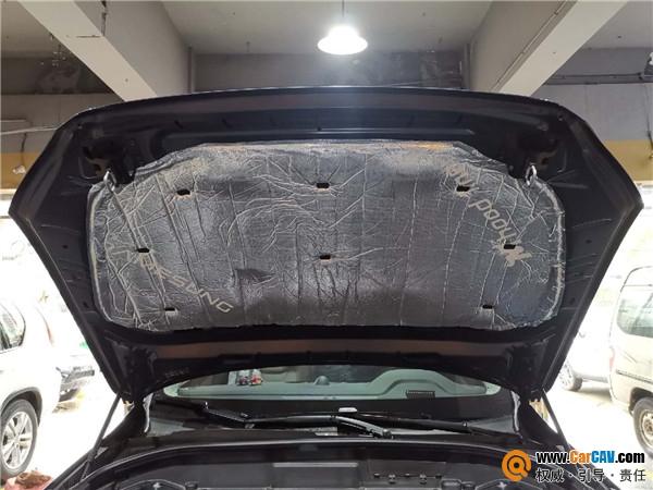 南昌英德雷特沃爾沃XC60汽車隔音改裝大麥 讓你靜靜的撩妹