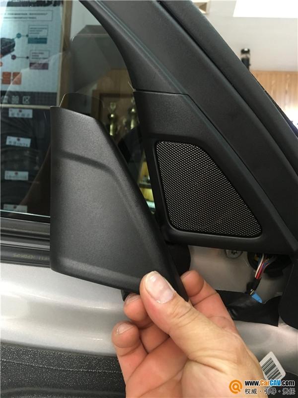 怀化好声音宝马5系汽车音响改装创世纪G65.3 细腻音质