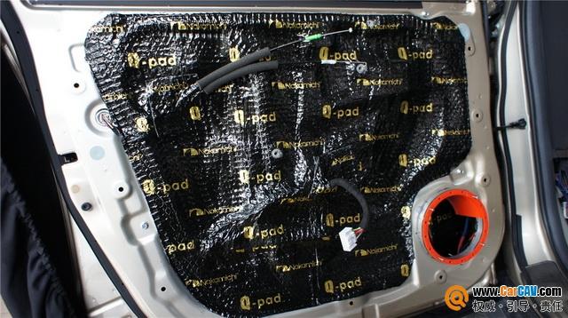 傳祺GS4開起來噪音有些大 大麥靜音全車隔音方案考慮一下