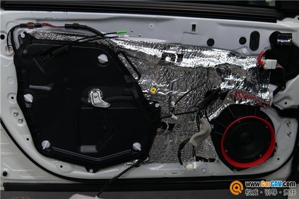 深圳2K丰田亚洲龙汽车音响改装摩雷 属于你的音乐
