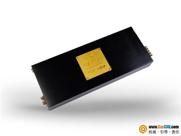 德国艾索特i-sotec HQ4四通道功率放大器