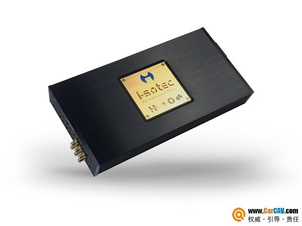 德国艾索特i-sotec H4四通道功率放大器