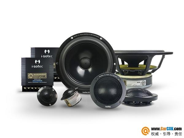 i-sotec HQ165 3三分頻套裝喇叭