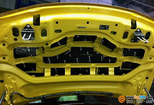 深圳车海宝马X2汽车隔音改装山水隔音 最有效的办法