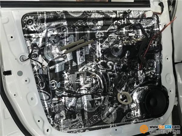 广州卖音乐传祺GS8汽车音响改装创世纪 力求高品音