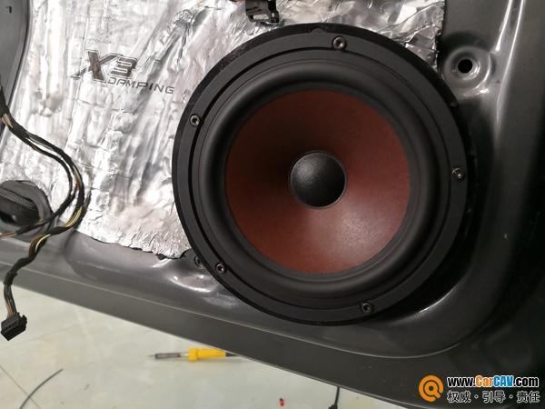 云南艺音大众Polo汽车音响改装妃仕 真正的移动音