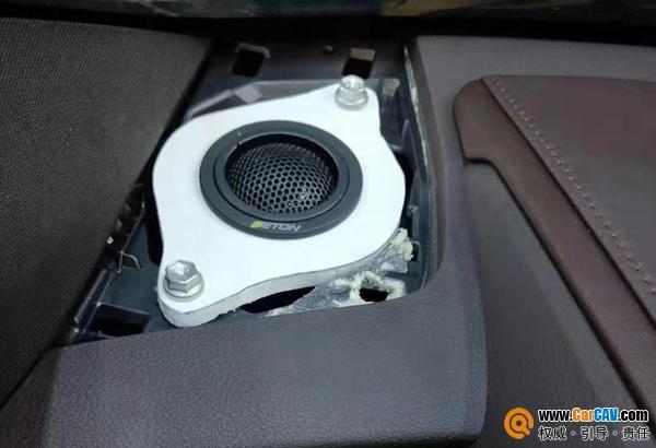 长沙车改坊雷克萨斯ES200汽车音响改装伊顿 豪华享