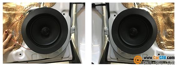 更好的聽音享受 肇慶至上音樂長安CS55汽車音響改裝歌劇世家