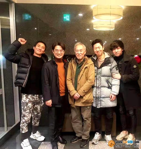 新年新规划 青岛鼎峰汇团队拜访日本妃仕总部
