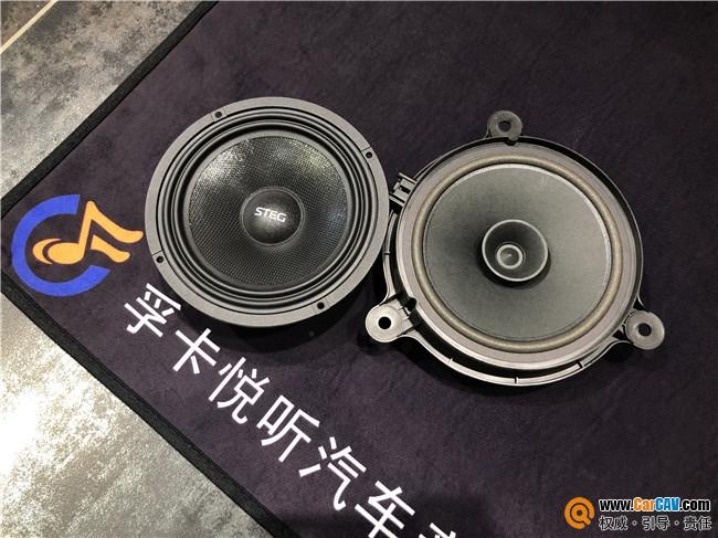 济南孚卡悦听马自达CX-5汽车音响改装史泰格 声音细腻自然顺
