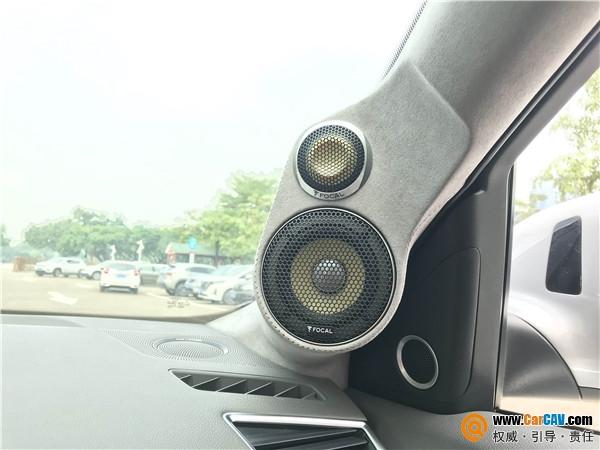 这声音你一定没听过 顺德永日奥迪Q5汽车音响改装劲浪
