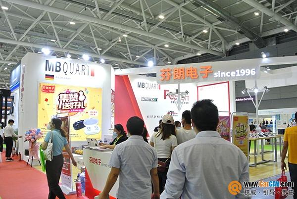 六大品牌产品齐亮相深圳展,2020年下半年跟着芬朗稳赚稳赢
