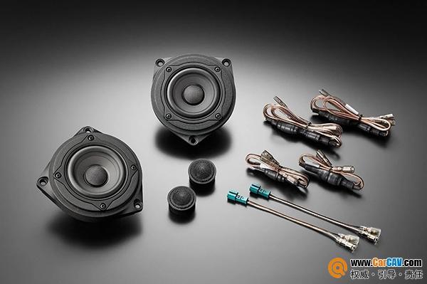 无损豪华的音质,宝马X1音响升级声丽创音专用套装