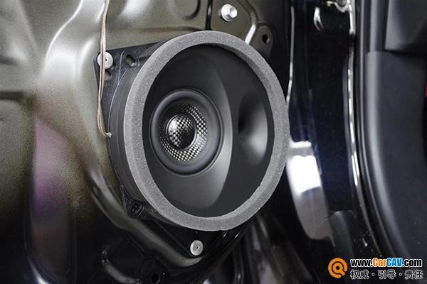 自帶箱體又可無損換裝,豐田RAV4音響升級聲麗創音