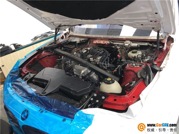 昆明道声宝马328汽车隔音升级STP 除异味、去噪音