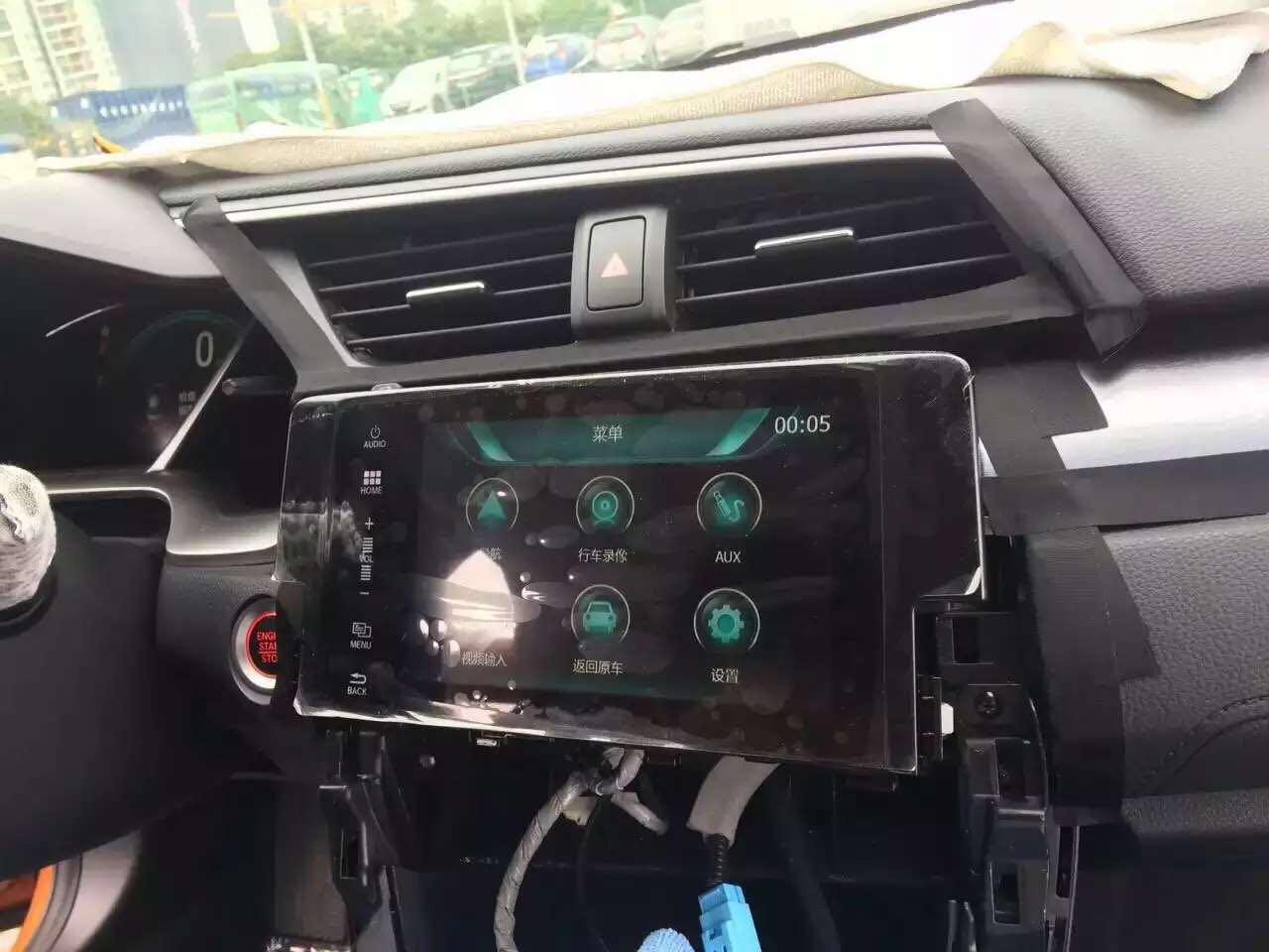 昂克赛拉大屏,长安CX70,威朗GS7寸,锐界大屏,别克新GL8,高清图片