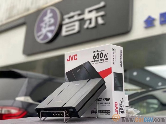 響應門店快裝、快周轉需求 JVC DSP功放讓音響升級