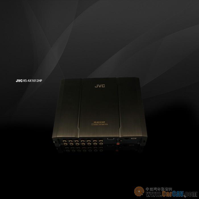 推力生猛,这就是音改店需要的大功率DSP JVC KS-AX1012HP