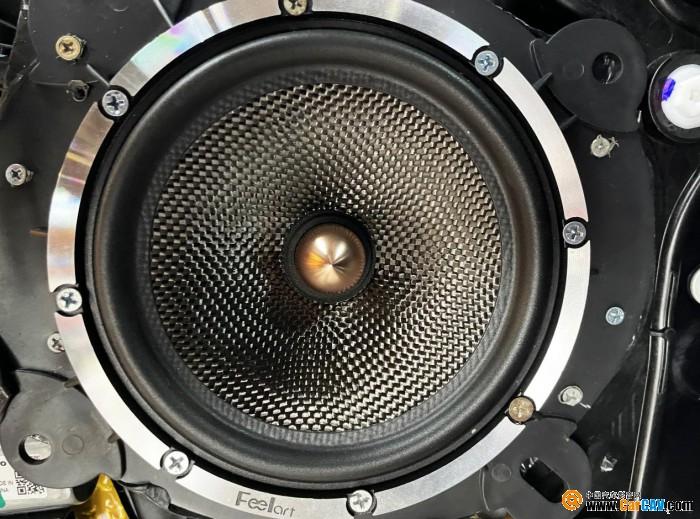 搭配芬朗高品质监听系列,林肯飞行家的发烧音响改