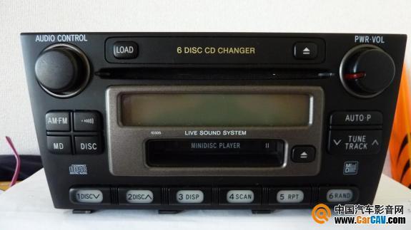 求丰田86120 53080的汽车功放接线图 音响维修 汽车影音网论坛 汽车高清图片