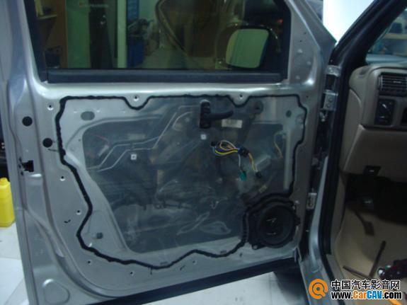 重庆金标汽车音响 为别克GL8打造 移动影音天地 2高清图片