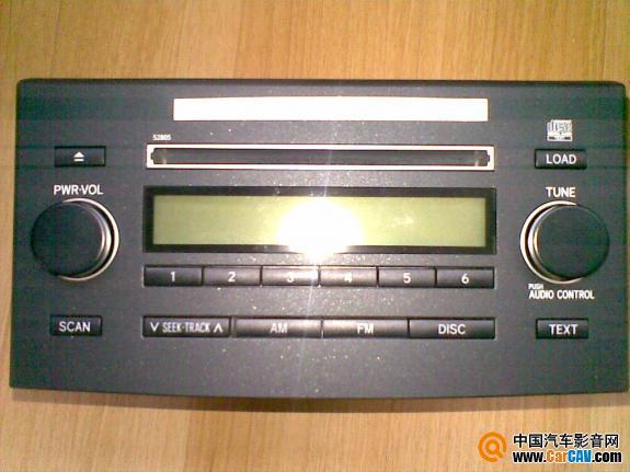 丰田锐志原厂cd怎么接线 高清图片