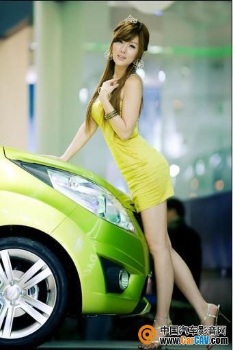韩国第一大车模性感组图-------迷死男人,嫉妒死女人。 - 太能团队 - 《汽车美容店金牌店长》