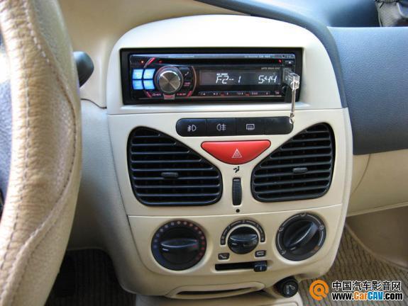 周末风原车CD改装实例,附原车CD机接线图 汽车影音网论坛 汽车音高清图片